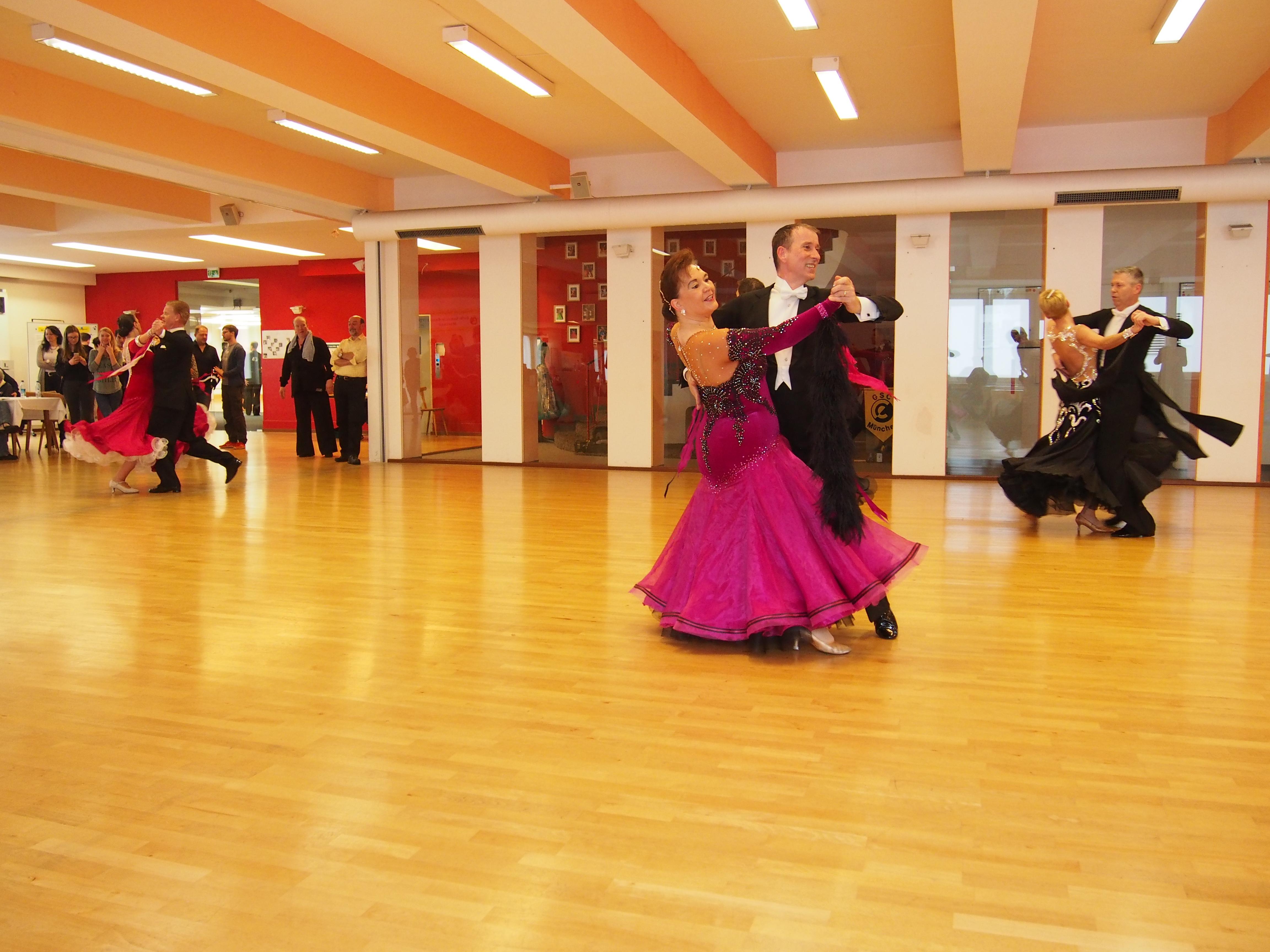 Münchner Turnier Tanz Tag