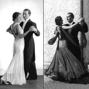 Turnierpaare in den 20er Jahren