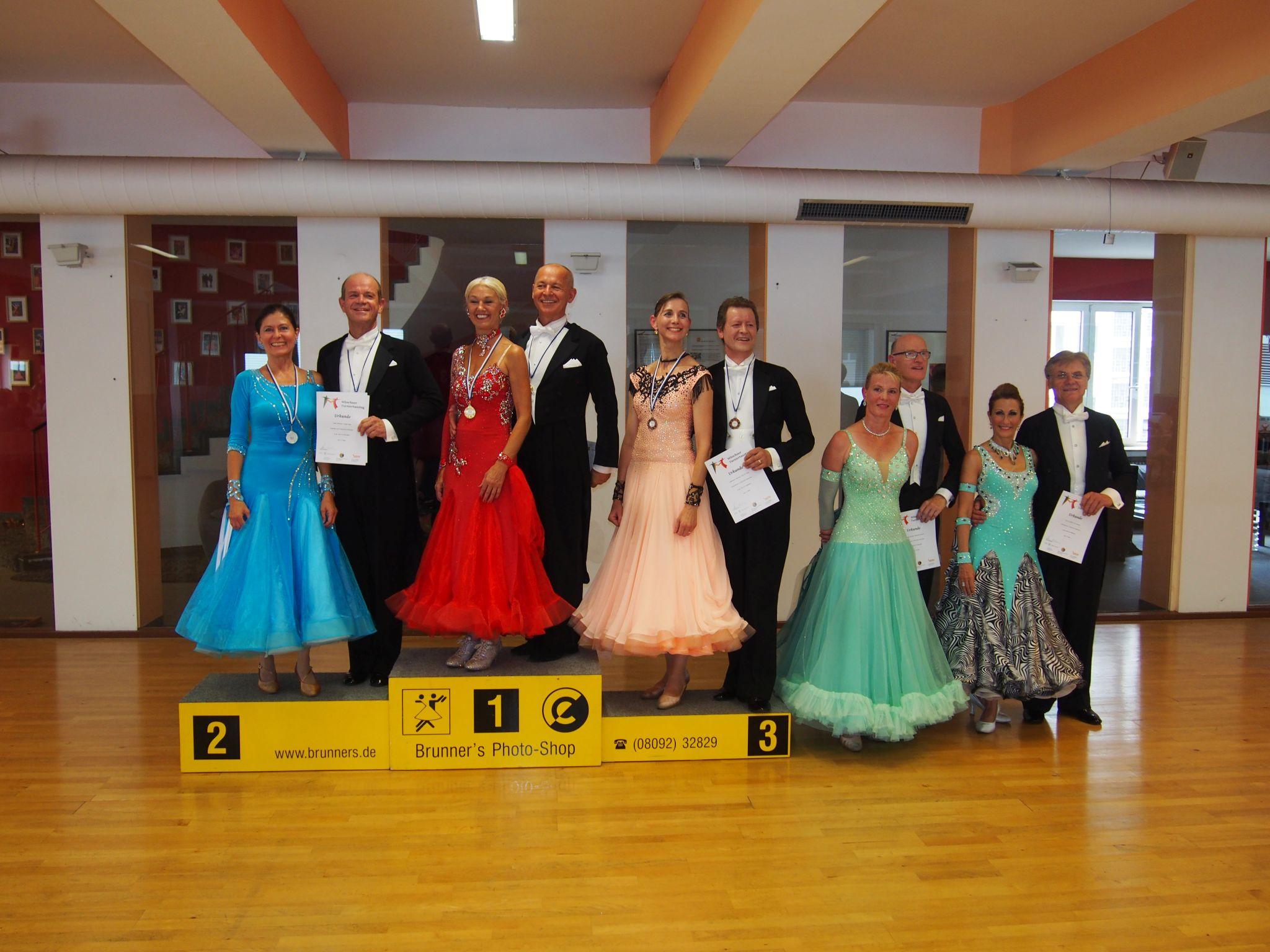 Münchner Turniertanztag 2018