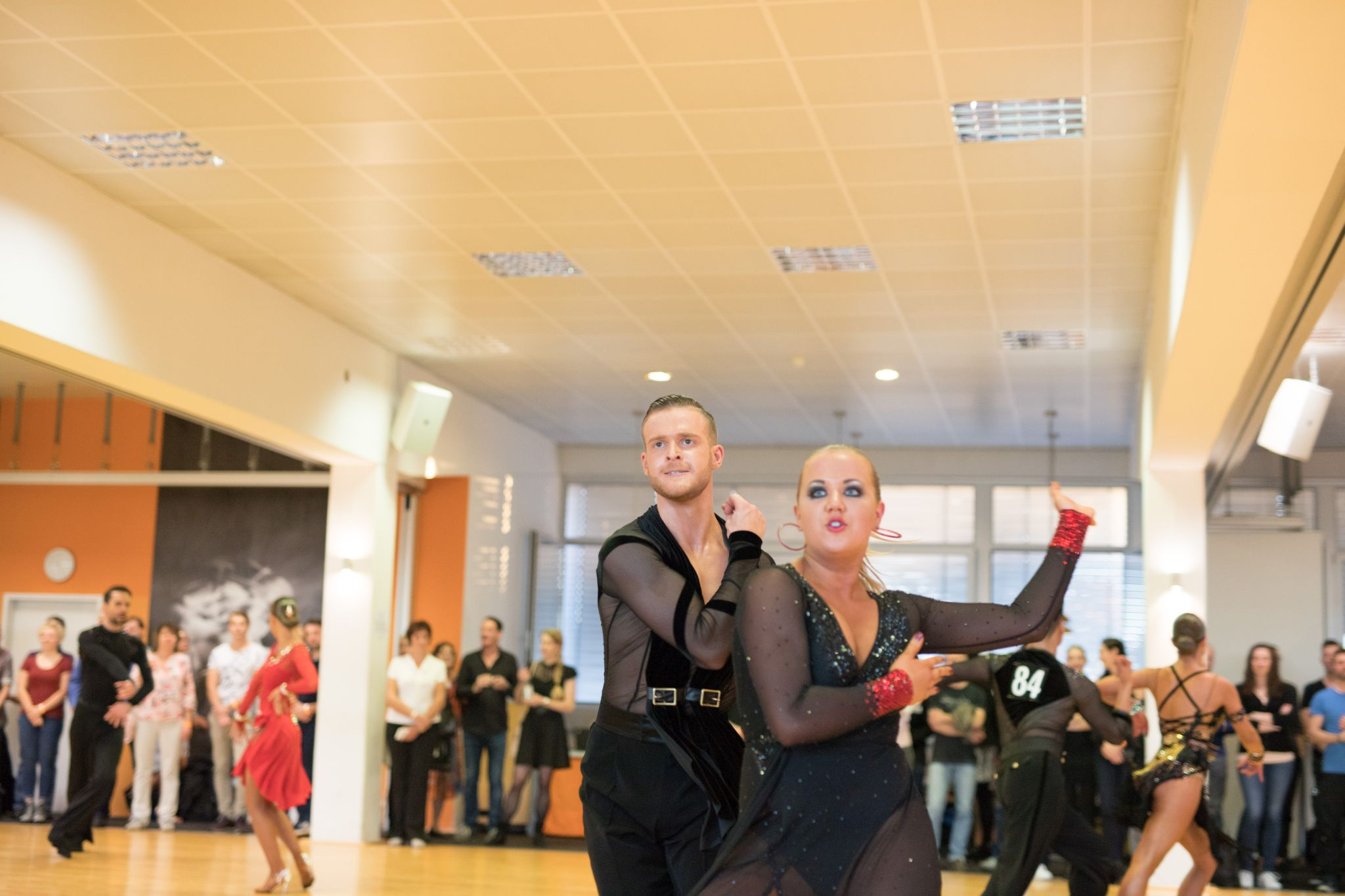Landesmeisterschaft Hgr D-A Latein 2019