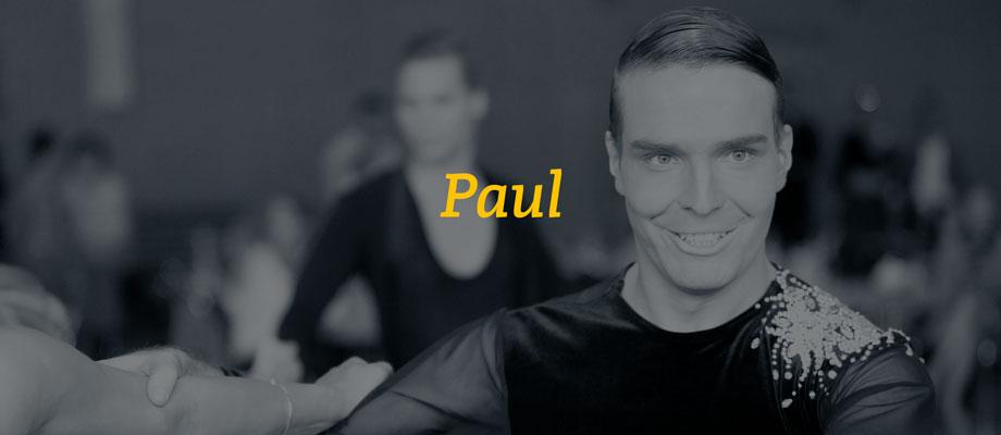 Paul Handel - Trainer im Gelb-Schwarz-Casino München e.V.
