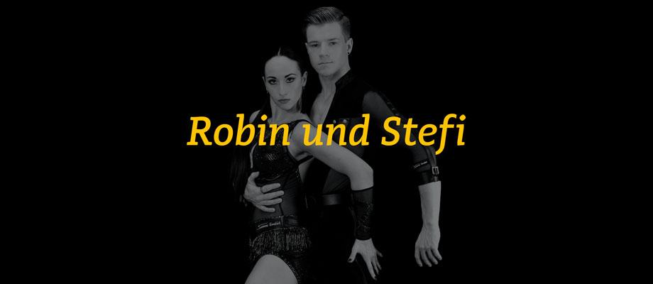 Robin Goldmann und Stefani Ruseva - Trainer im GSC München