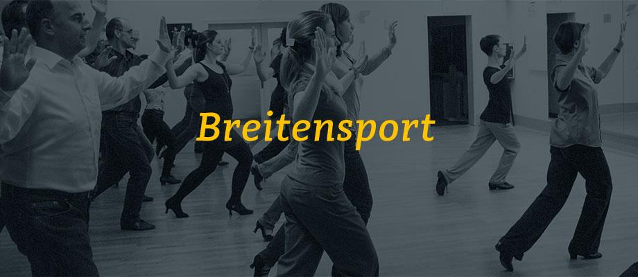 Breitensport im Gelb-Schwarz-Casino München