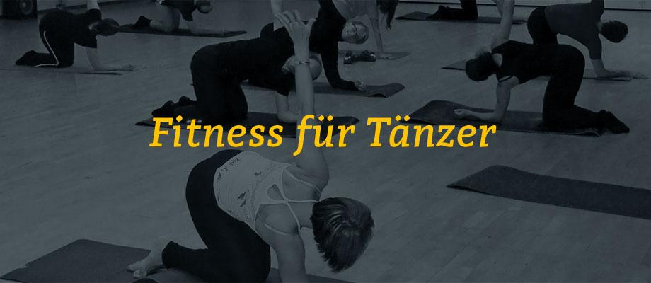 Fitness für Tänzer