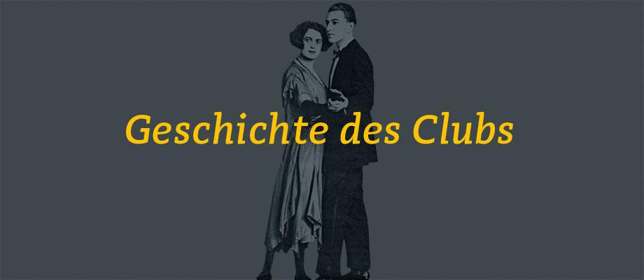 Geschichte Gelb-Schwarz-Casino München e.V.