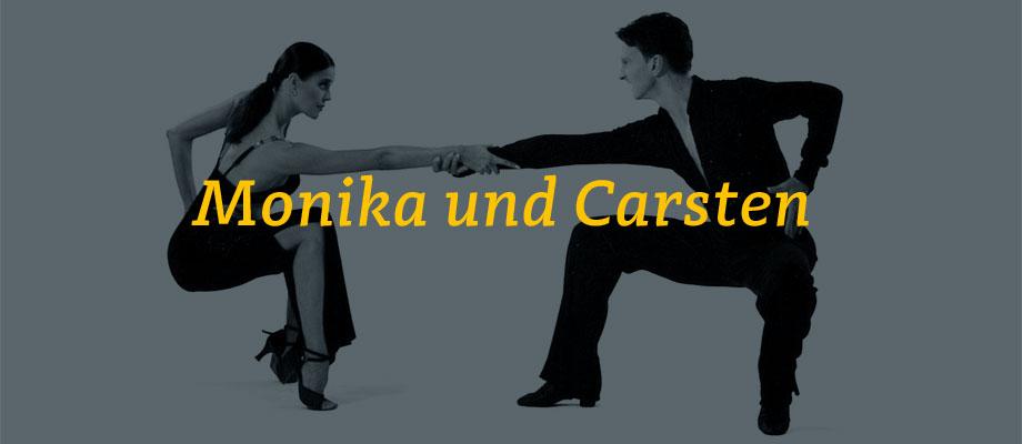 Monika Niederreiter+Carsten Lenz – Trainer im GSC München e.V.
