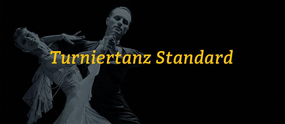 Turniertanz Standard im Gelb-Schwarz-Casino München
