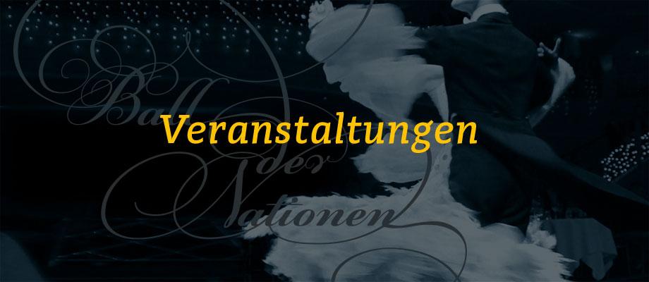 Veranstaltungen im Gelb-Schwarz-Casino München